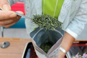 Nara's Yamato Cha Green Tea