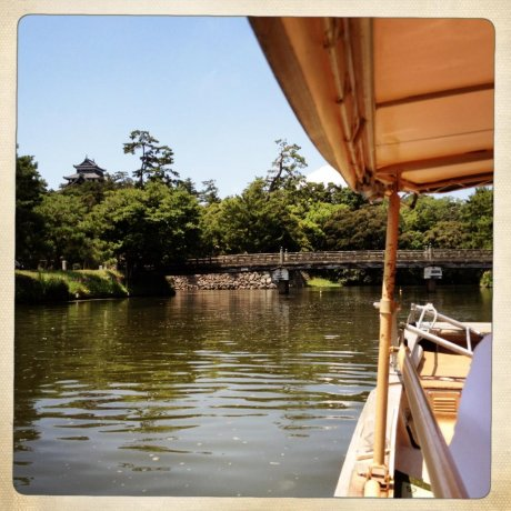 Horikawa Boat Tour in Matsue City