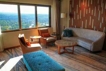 <p>The Grand Executive Floor of the&nbsp;Highland Resort Hotel &amp; Spa</p>