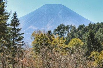 <p>Mount Fuji</p>