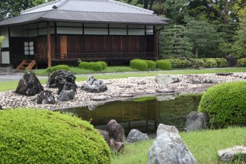 <p>Один из садов камней</p>
