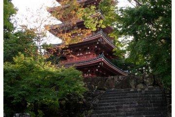 Chikurinji Pagoda