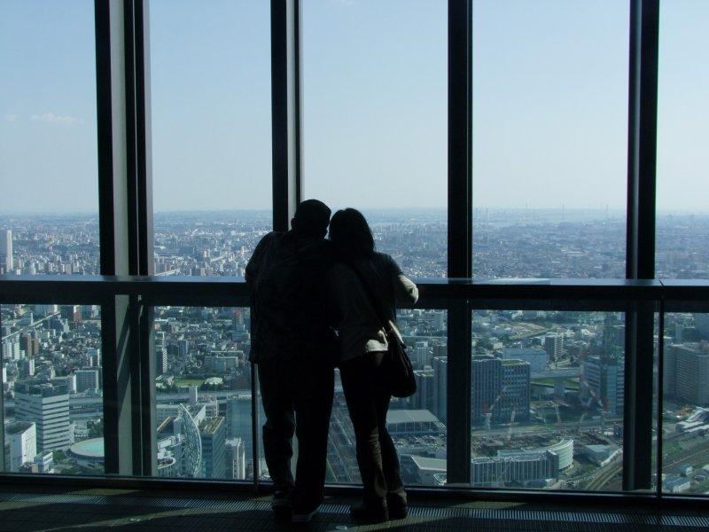 Sky Promenade Observatory - Nagoya - Nagoya, Aichi - Japan Travel