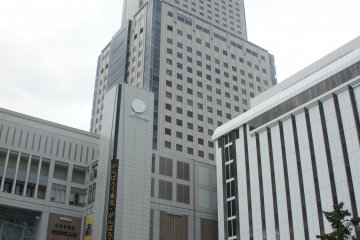 JR Tower Sapporo
