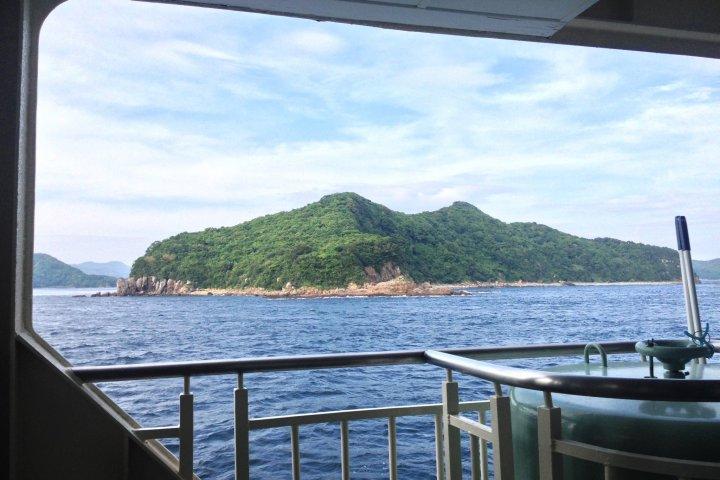 Kapal Feri Shimo Amakusa