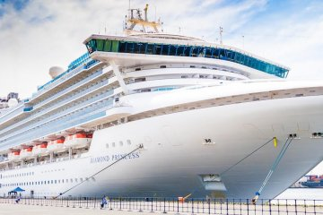 Diamond Princess Cruises
