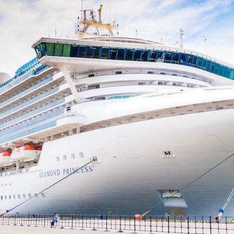 Diamond Princess Cruises