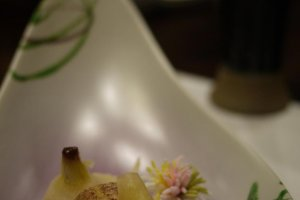 Dinner at Kuroshio Honjin #1