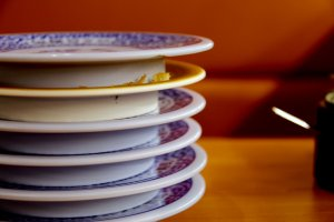 Six plates and counting