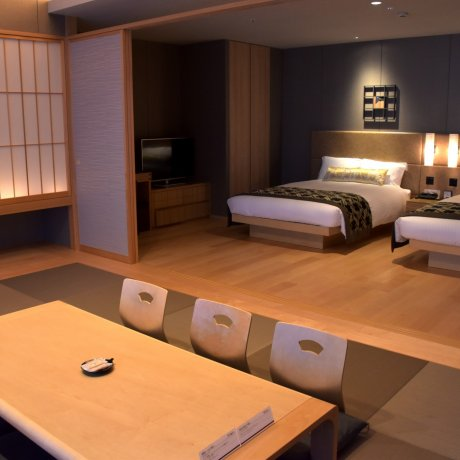 Kyoto Tokyu Harvest Club Suite Room