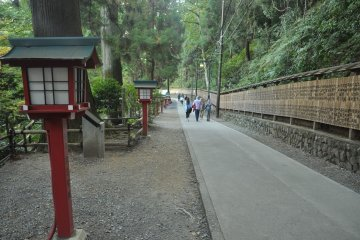 Sacred Temple of Mt Takao