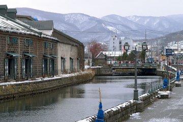 <p>The canal in Otaru</p>