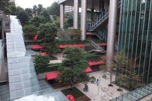 Izumi Garden near Honey Baked Ham