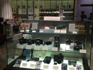 """Photo History Museum: """"Kamera-kamera yang Membentuk sejarah Fujifilm"""""""