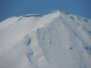 Zoom sur le sommet