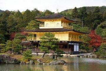 วัดคินคะคุจิ ( Kinkakuji Temple )
