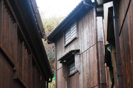 Le village de Shukunegi