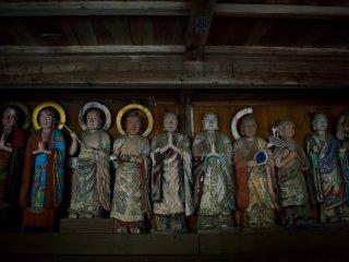 仏陀の十大弟子(#18)