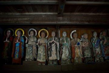 부처님의 십대 제자(#18)