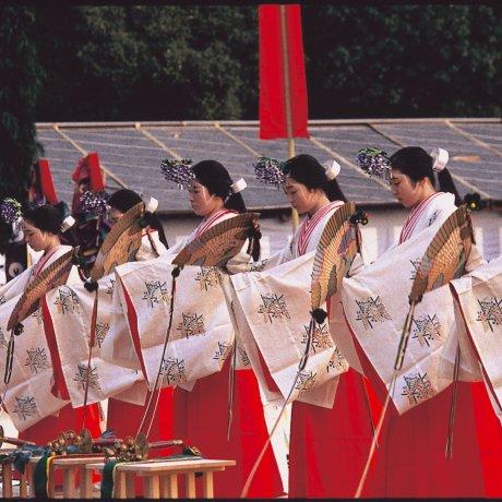 Matsuri di Nara