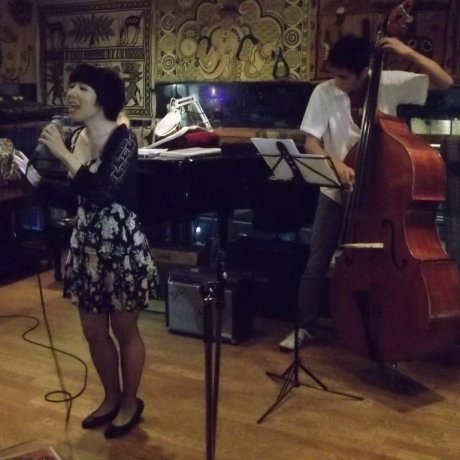 Yokohama's Jazz Bar Far Out