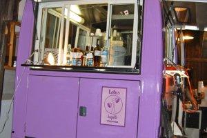 Food cart Lotus Baguette