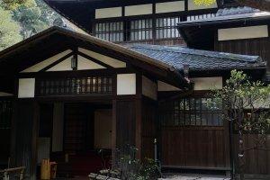 구 마에다 저택의 일본관
