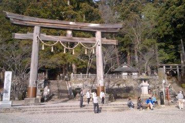 Togakushi Chusha Shrine