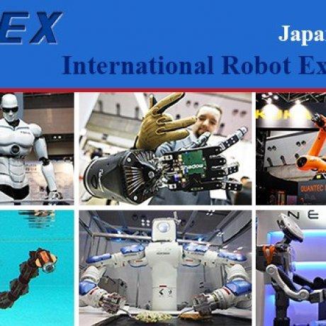 Salon International de la Robotique