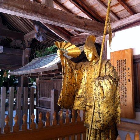 Oyamazumi Shrine on Omishima Island