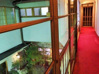 In operation for over 50 years, the ryokan has a lot of charm.