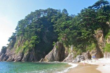 Sasagawa Nagare Coastline