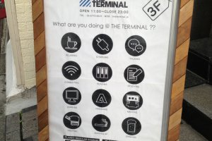 Complete list of The Terminal's facilities