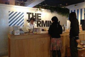 The Terminal reception