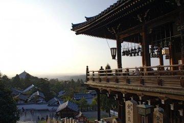 Overlooking Nara