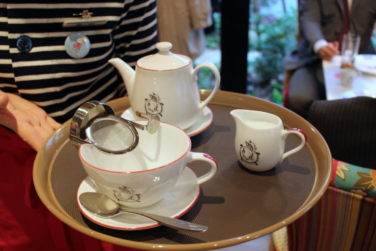 La Pause Cafe dari Hutan