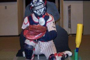 Getting ready to catch a strike...