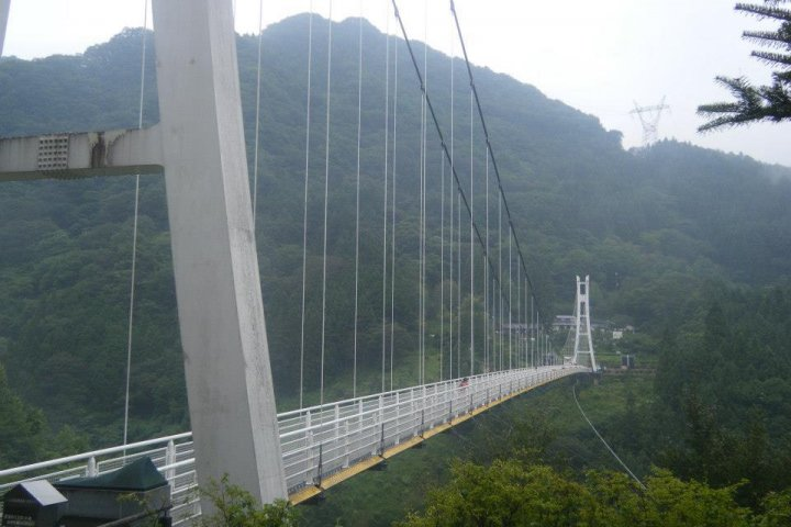 Ueno Mura Sky Bridge