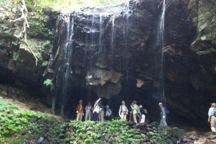 Iwaidaki Waterfall, Tsuyama