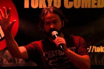 도쿄 코미디 스토어 스탠드업 코미디의 밤
