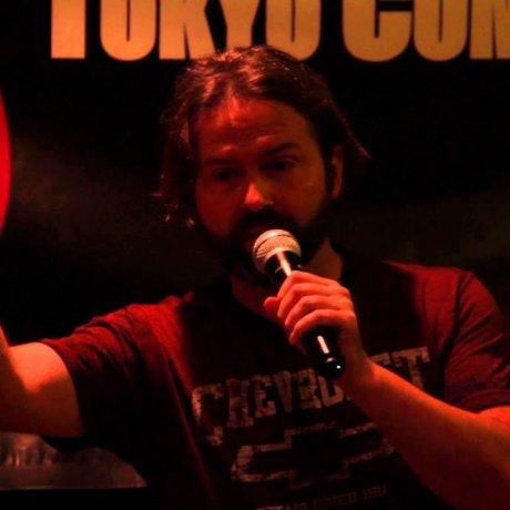 Tokyo Comedy Store Open Mic Night