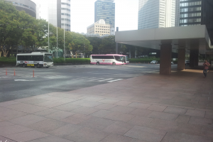 Willer Express Bus Terminal, Sumitomo Building