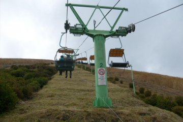 <p>This is what you see when you&#39;re riding the chairlift</p>