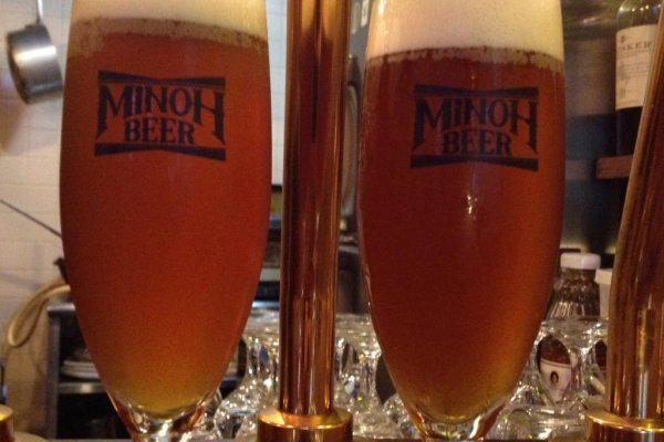 Shiga kogen House IPA and Sansho Pale Ale