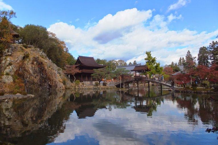 Eihoji - Kuil Tajimi