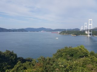 Another view of the Seto Inland Sea