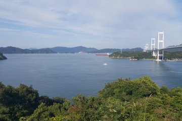 <p>Another view of the Seto Inland Sea<br /> &nbsp;</p>