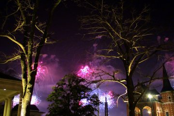 Huis Ten Bosch New Year's Countdown