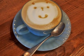 Cafe Miki ở Hatagaya, Tokyo