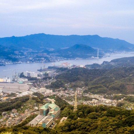 나가사키의 이나사 산